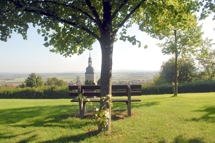 edzerdla_Burgbernheim_Ausblick