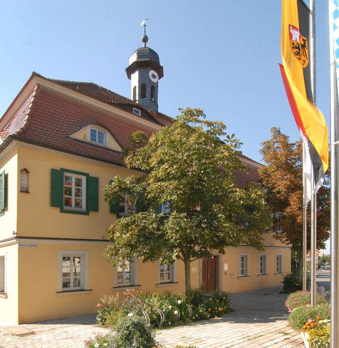edzerdla_Burgbernheim_Rathaus